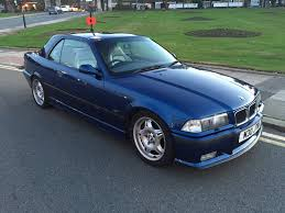 bmw e36 m3 3 0 convertible avus blue excellent example white vader