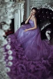 purple wedding dress discount 2015 custom made purple wedding dresses luxury ruffles