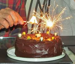 birthday cake sparklers cakes and cupcakes with amazing sparklers page 4 of 15 big