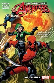 uncanny uncanny avengers unity vol 1 lost future marvel comics