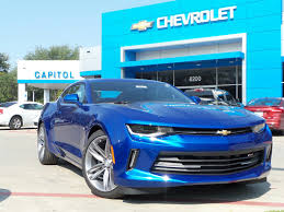 new 2018 chevrolet camaro lt 2dr car in austin 180313 capitol