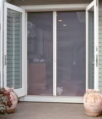 outswing patio doors retractable screen door photo gallery