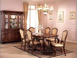dining room elegant dining room ideas with exotic chandelier