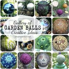 concrete garden balls for sale concrete balls for garden walls