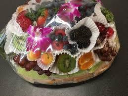 how to make fruit baskets bobby s blue ribbon fruit baskets gallery cedarhurst ny