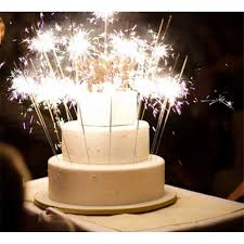 birthday sparklers birthday cake sparklers cake sparklers are a great substitute for