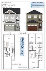 stock plans protech home design two story 3 bedroom 2 5 bathroom loft double garage