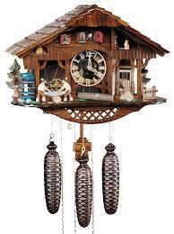 Cuckoo Clock Heart Decorating Cuckoo Clock Old Cuckoo Clocks Black Forest Coo