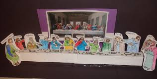lovenloot the last supper lesson plan