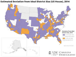 us house of representatives district map for arkansas u s congressional district population estimates and deviation