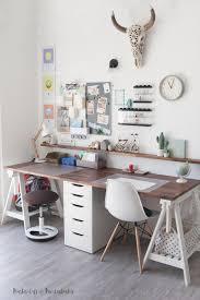 Schreibtisch Gross Schreibtisch Und Wandboard Für Unser Schulkind To Be Diy