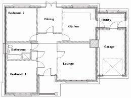 craftsman bungalow floor plans 2 bedroom craftsman house plan unique 2 bedroom bungalow floor
