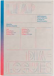 leap design book review leap dialogues career pathways in design for social
