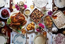 the thanksgiving feast dish what s your must
