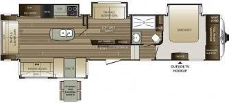 Fifth Wheel Floor Plans Front Living Room Noble Rv Iowa And Minnesota Rv Dealer Mn U0026 Ia Rv Sales