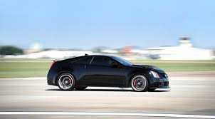cadillac cts v coupe 2013 hennessey cadillac cts v hits 220 5 mph named fastest in