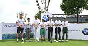 bmw golf chionships bmw holds bmw golf cup international qualifying 2017