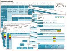 project management plan template project planning execution
