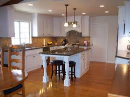 small kitchens with islands for seating glass countertops small kitchen islands with seating lighting