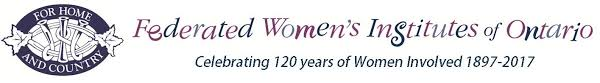 women s home the federated women s institutes of ontario