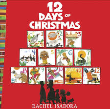 the 12 days of isadora 9780399250736