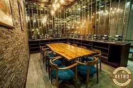 Kitchen And Bar Designs Danang Experience Retro Kitchen And Bar