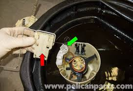 mercedes benz w211 fuel pump replacement 2003 2009 e320