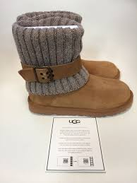 s footwear australia s shoes ugg australia cambridge suede knit boots mount