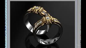 wedding ring indonesia indonesia custom wedding ring 3d design