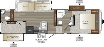 Outback Campers Floor Plans Keystone Rv 318fbh Floorplan Rv Pinterest Keystone Rv And Rv