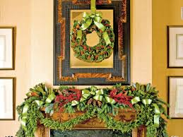 How To Read Decorating Magazine How To Decorate A Mantel For Christmas Southern Living