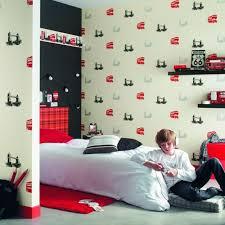 chambre enfant papier peint chambre enfant papier peint enfant motifs londres noir blanc