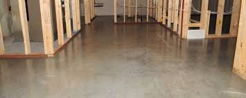 Laminate Flooring Concrete Slab Mode Concrete Hip And Modern Basement Concrete Floors We Are