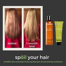 Doterra February 2017 Product Of The Month Doterra U0027s Shampoo And Conditioner Healing In Our Homes