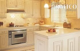 cuisine couleur vanille cuisine au parfum de vanille cuisine avant après décoration