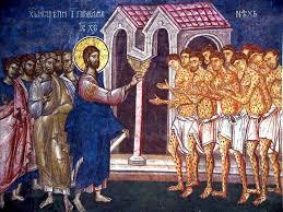 thanksgiving eucharist on tuesday at st matthew s evangelical