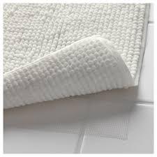 Ultra Absorbent Bath Mat Toftbo Bath Mat White 60x90 Cm Ikea