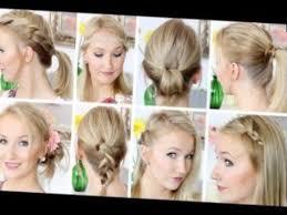 Frisuren Zum Selber Machen by Leichte Frisuren Zum Selber Machen Mittellange Haare Unsere Top 10