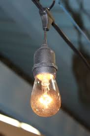 led vs incandescent bulbs in bistro lighting applications