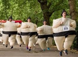 Sumo Wrestler Halloween Costume Fbh051234 Sumo Wrestling Inflatable Halloween Costume Tv Show