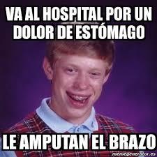 Meme Generator Espaã Ol - bad luck brian memes espanol luck best of the funny meme