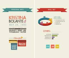 Graphical Resume 50 Awesome Resume Designs That Will Bag The Job Hongkiat