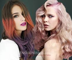 Washing Hair After Coloring At Home - how to dye hair two colors at home fashionisers