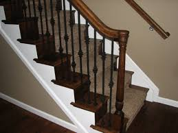 How To Refinish A Banister 1000 Images About Banisters On Pinterest Stairs White Trim And