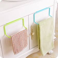 2017 new towel rack hanging holder organizer bathroom kitchen