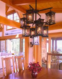 Mission Style Lighting Fixtures Mission Style Chandelier The Aquaria