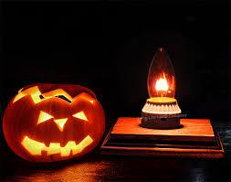 Flickering Light Bulb Halloween 3w Flicker Flame Candle Light Bulb Halloween Candle Lamps E14 E27