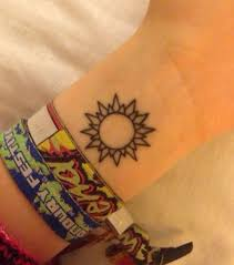 70 sun tattoos ideas with meanings