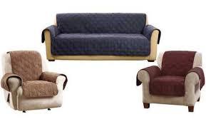 Sofa Covera Slip Covers Deals U0026 Coupons Groupon
