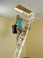 keller attic ladder installation videos